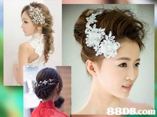 hair,headpiece,hair accessory,bride,hairstyle