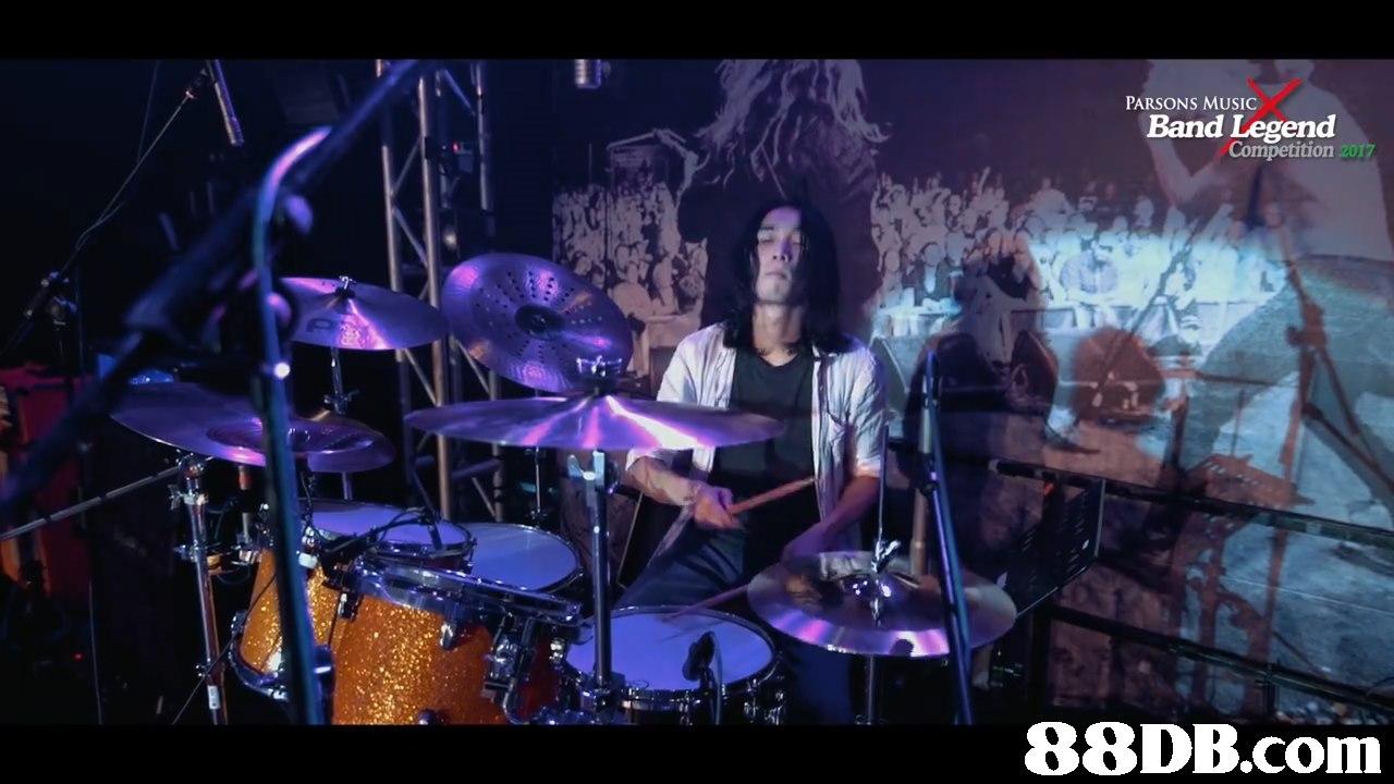 PARSONS MUSIC de Band Legend Competition ri.   drummer,drum,drums,rock concert,stage