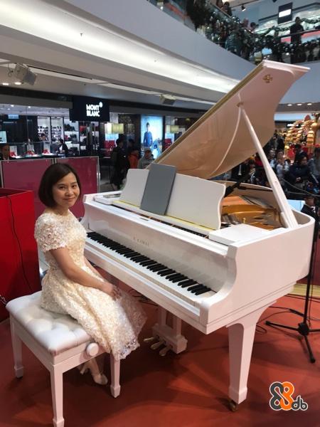 馬鞍山鋼琴女老師,二十年全職鋼琴教授經驗, 持聖三一ATCL, LTCL 演奏文憑