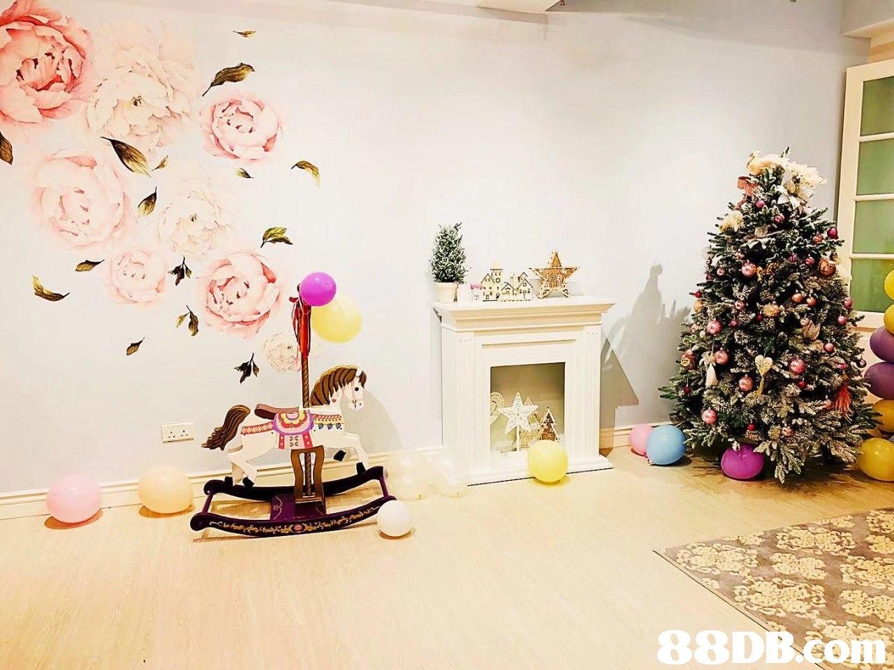 すす夏   room,christmas decoration,interior design,home,decor