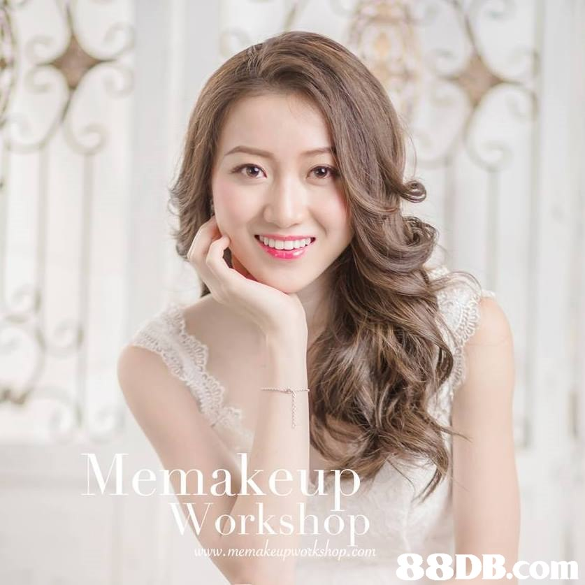 Me make Vorkshop w.memakeupVO p.com   Hair,Skin,Shoulder,Hairstyle,Beauty