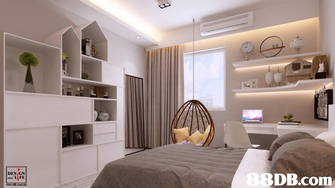 DES IGN 8 DB.com  Bedroom,Furniture,Room,Interior design,Property