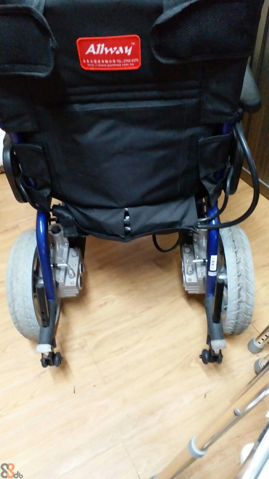 Allway  Wheelchair,Product,Motorized wheelchair,Leg,Electric blue