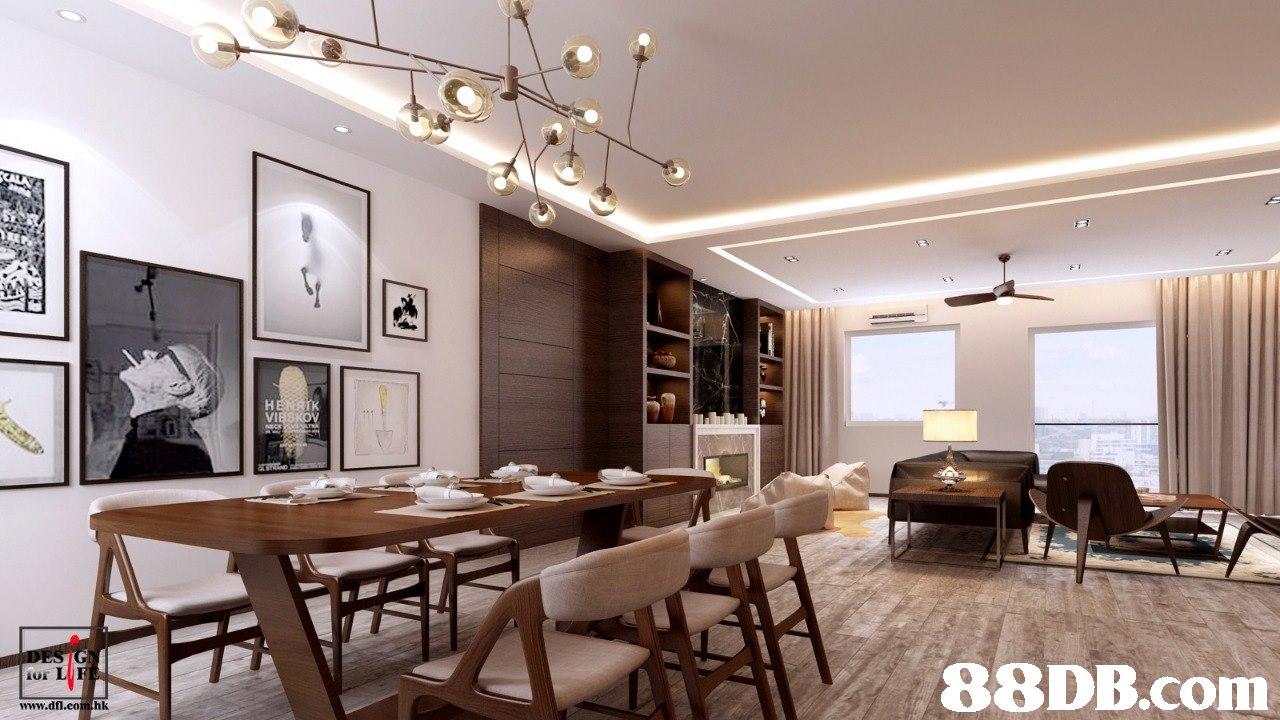 or L  www.dfn.com.hk  Room,Interior design,Property,Furniture,Dining room