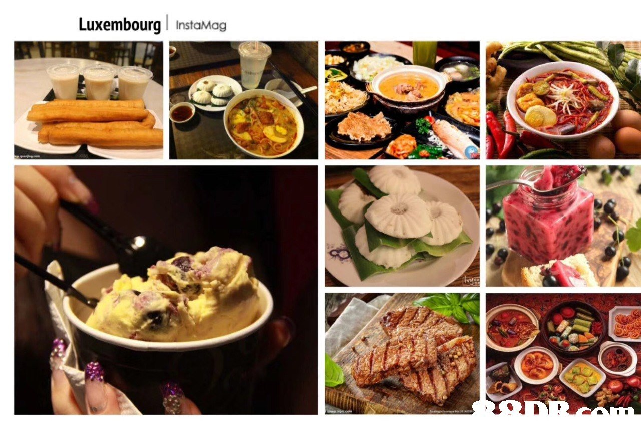 Luxembourg InstaMag  Dish,Food,Cuisine,Ingredient,Meal