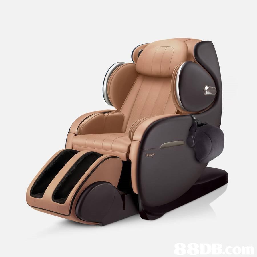 OSIM  Massage chair,Product,Brown,Chair,Beige