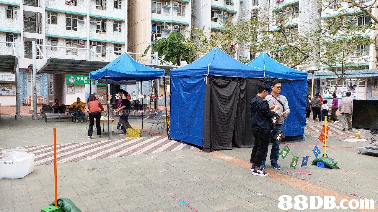 港島第   Public space,Pedestrian,Street,Building,
