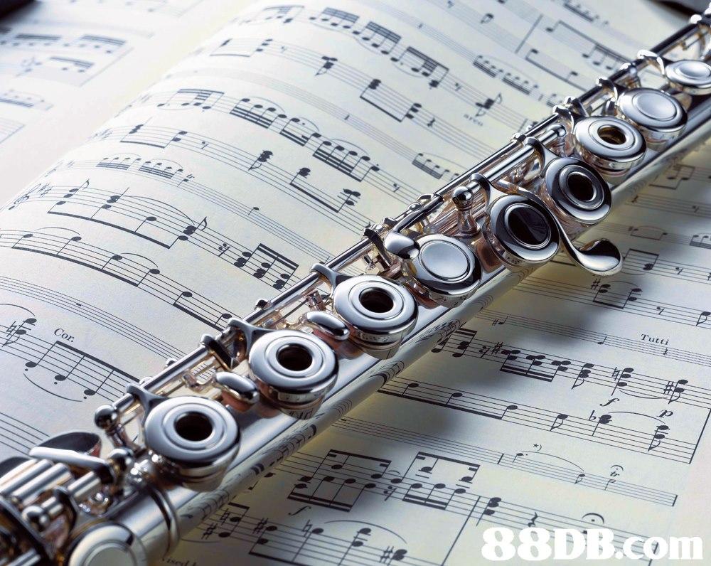 Tutti Cor 88DB com,Sheet music,Music,Musical instrument,Woodwind instrument,Wind instrument