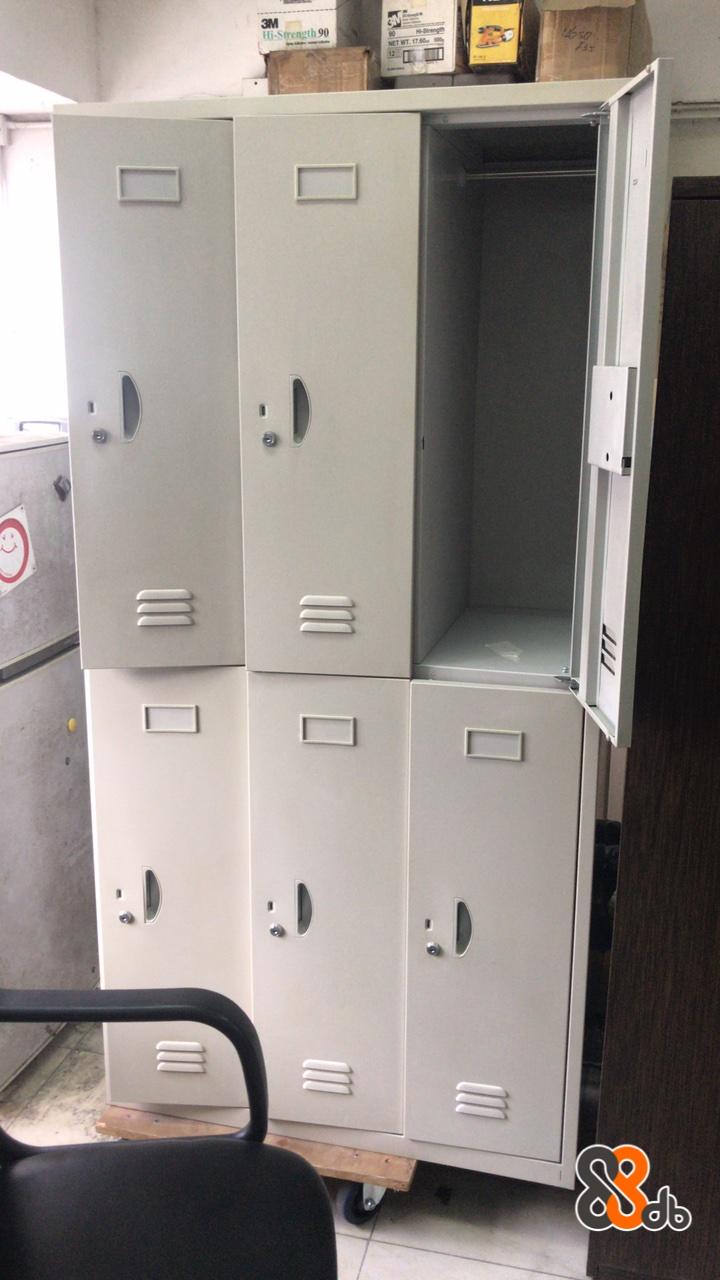 3M i-Strength 90  Locker,Furniture,Cupboard,Filing cabinet,Machine