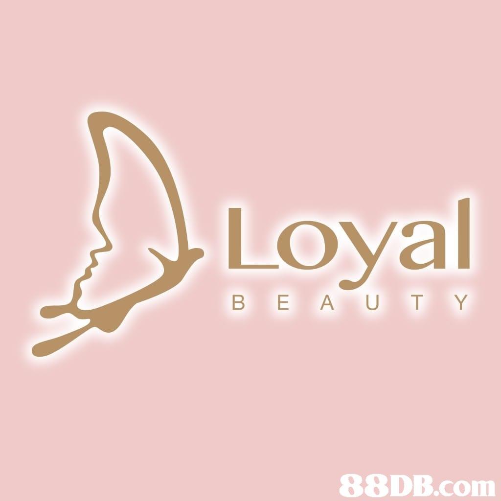 Loyal B E A U TY   Logo,Text,Font,Graphics,Brand
