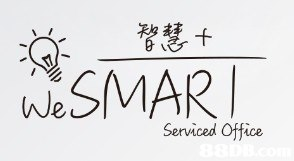 WeSMARI Serviced Office  Font,Text,Calligraphy,Line,Art