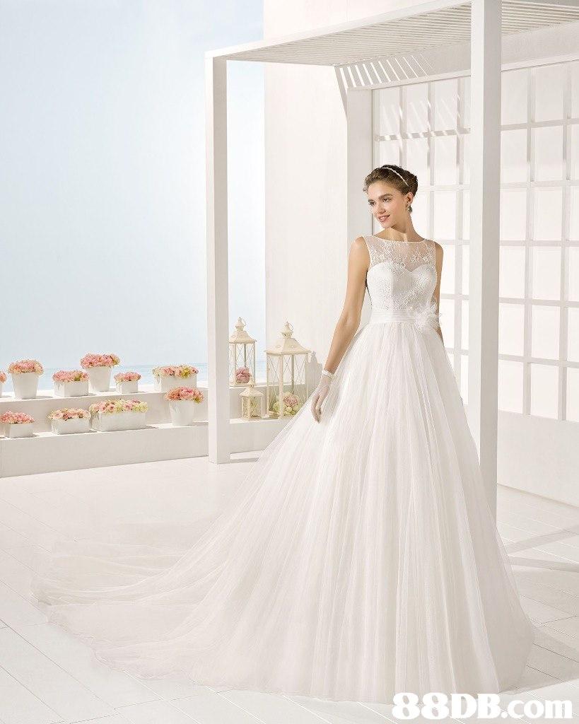Gown,Wedding dress,Clothing,Dress,Bridal party dress