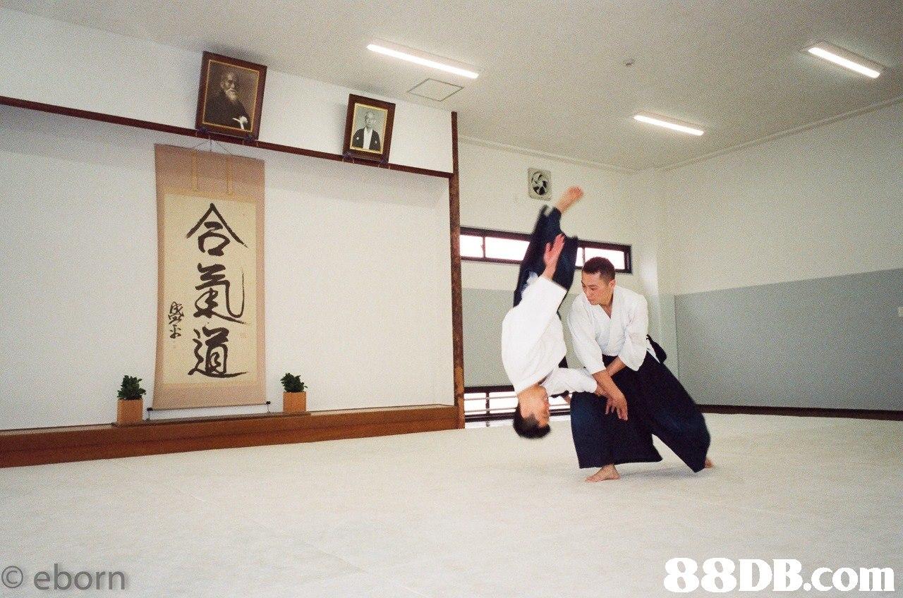 合 遢 © eborn   Kinomichi,Doshu,Aikido,Daitō-ryū aiki-jūjutsu,Japanese martial arts
