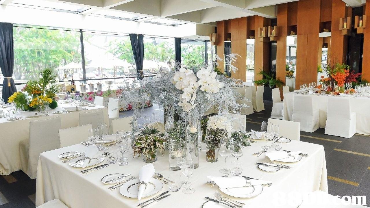 Wedding banquet,Decoration,Centrepiece,Restaurant,Banquet