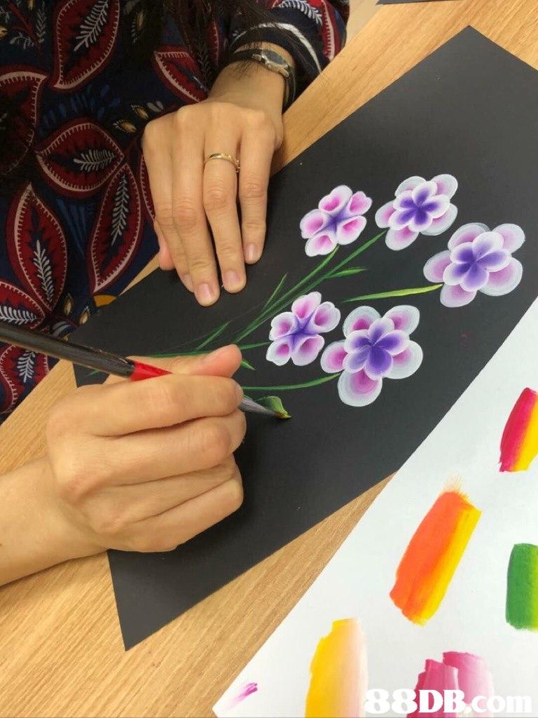 Nail,Finger,Hand,Flower,Nail care