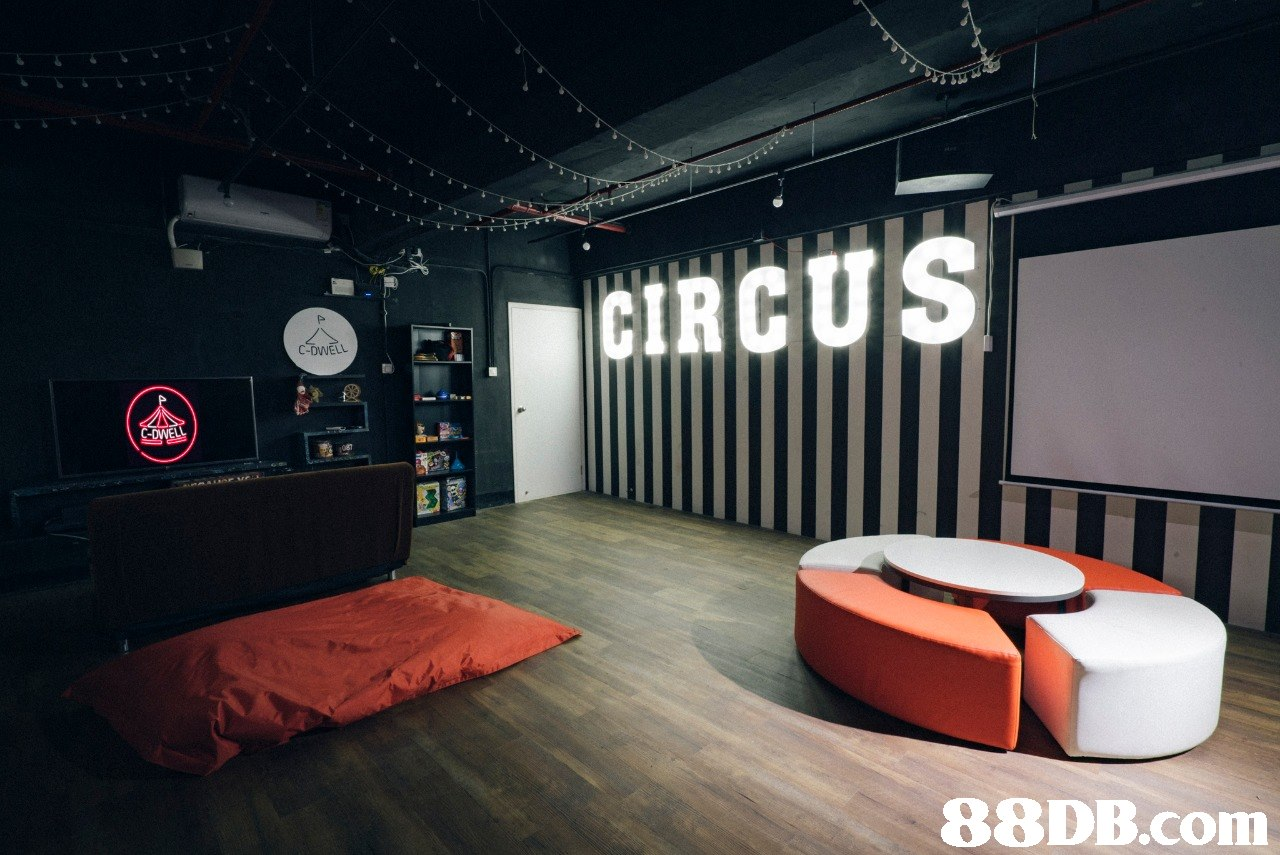 CIRCUS C-DWELL 32   Room,Interior design,Building,Design,