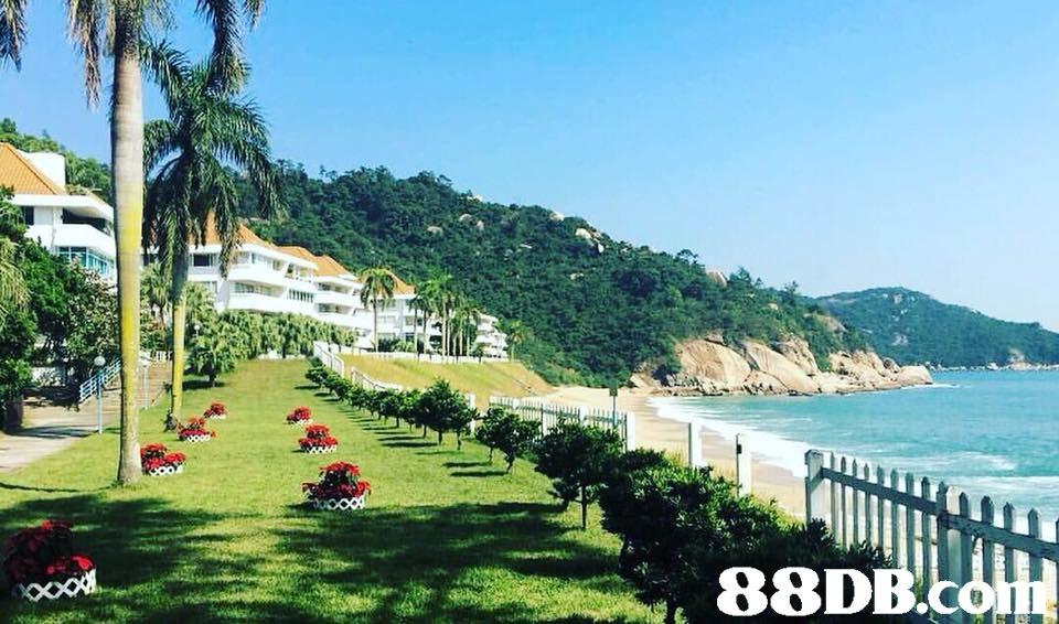 88D  Resort,Property,Shore,Tourism,Coast