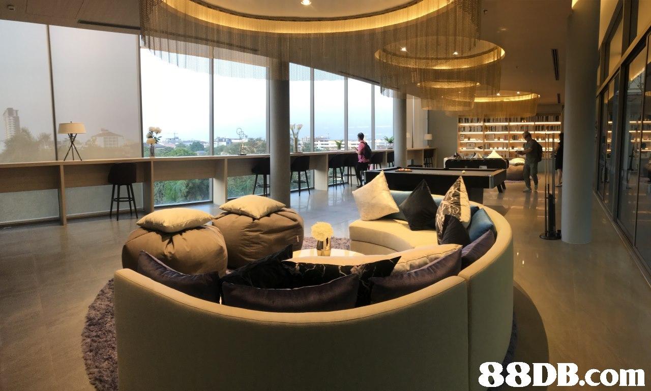 Lobby,Property,Interior design,Building,Room