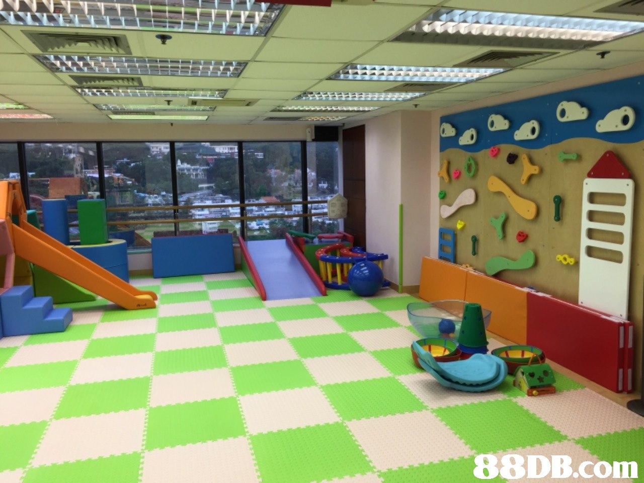 Kindergarten,Public space,Playground,Building,Human settlement