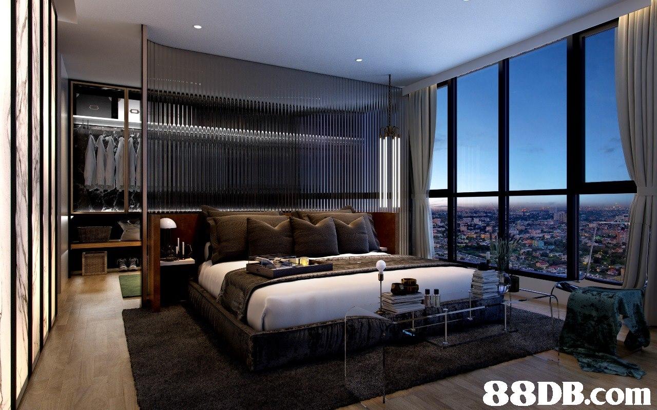 Bedroom,Room,Property,Furniture,Interior design