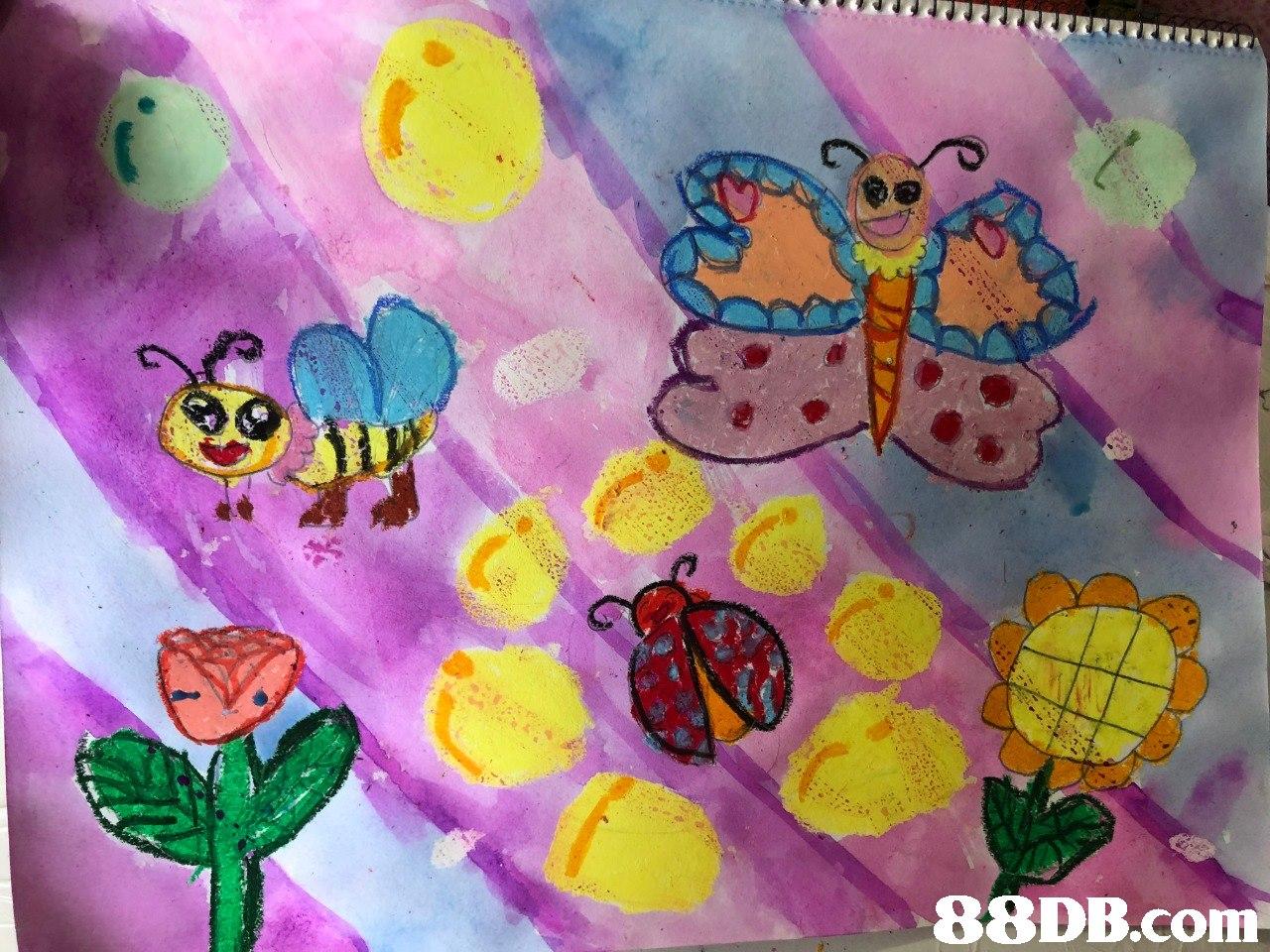 Child art,Textile,