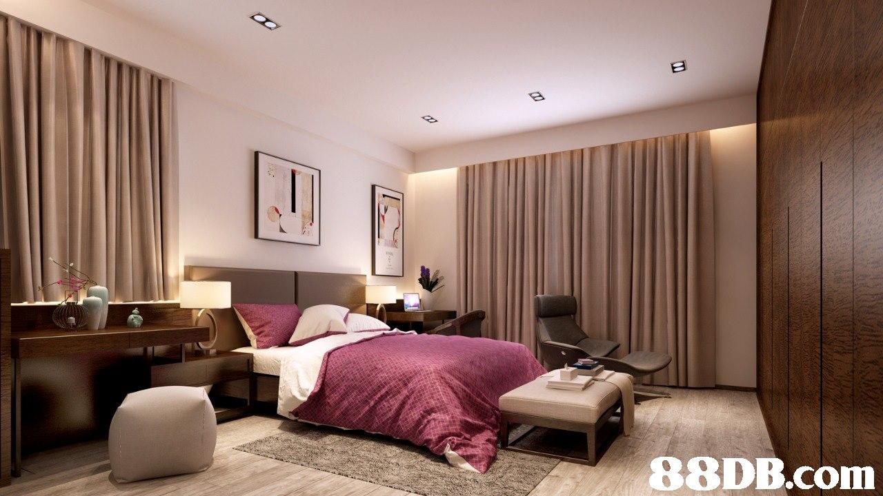 Bedroom,Room,Interior design,Furniture,Ceiling