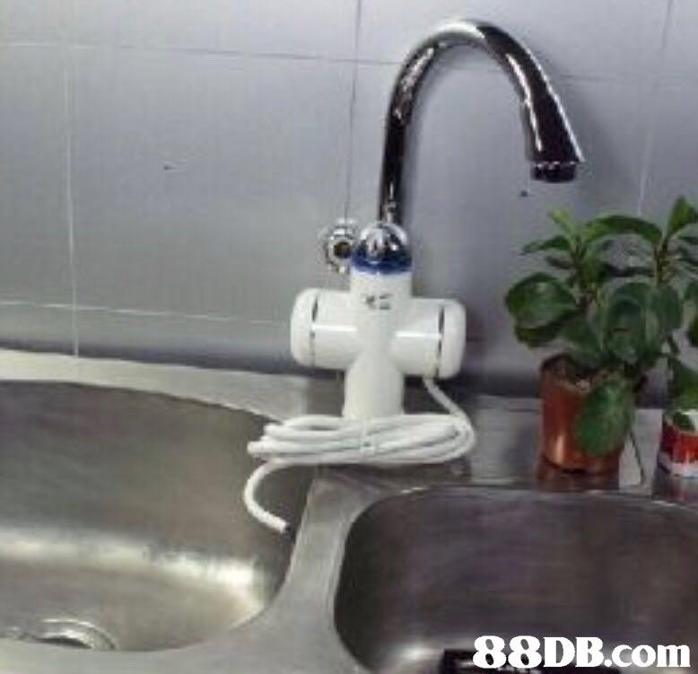 Tap,Sink,Plumbing fixture,Plumbing,Room