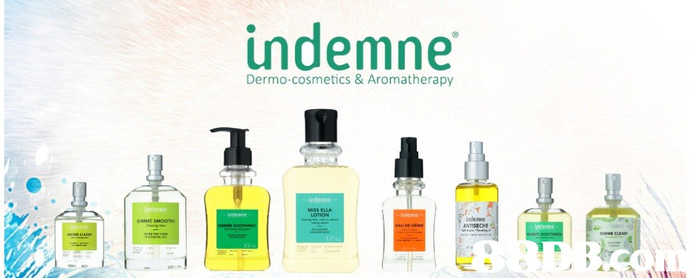 ndemne Dermo-cosmetics & Aromatherapy erne MISS ELLA indemne  Product,Beauty,Liquid,Perfume,Fluid