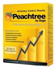 Accuracy Control Results Peachtree by Sage Premlum Accoun 30 Days af FREE Suppart