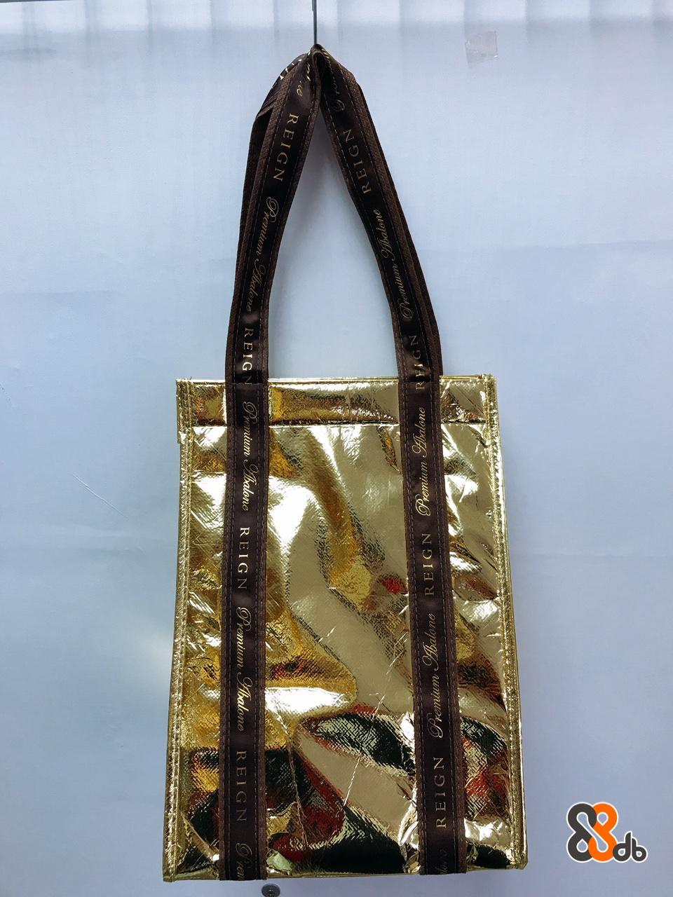 eR EIGN REIGN Premium  Bag,Handbag,Shoulder bag,Fashion accessory,Brown