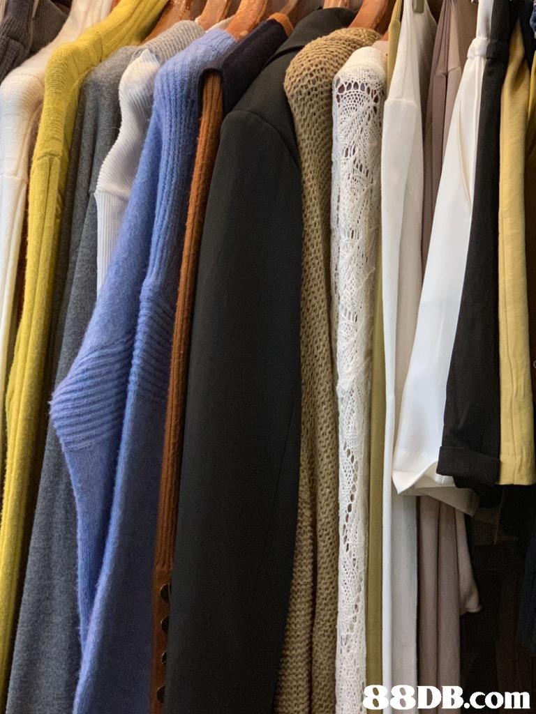 Clothing,Closet,Room,Clothes hanger,Textile