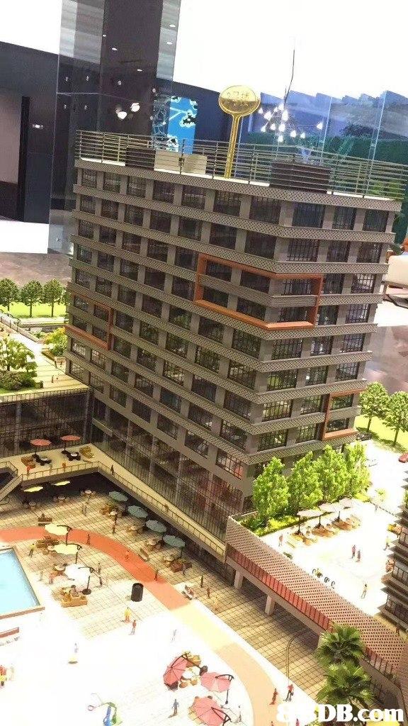 Condominium,Building,Metropolitan area,Urban design,Mixed-use