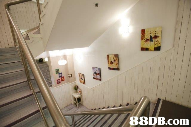 Ceiling,Property,Room,Interior design,Stairs