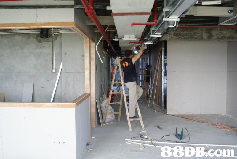 B8EB.com  Wall,Electrical wiring,