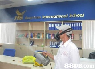 IS Ameitcan International School   Hospital,Job,Room,Clinic,