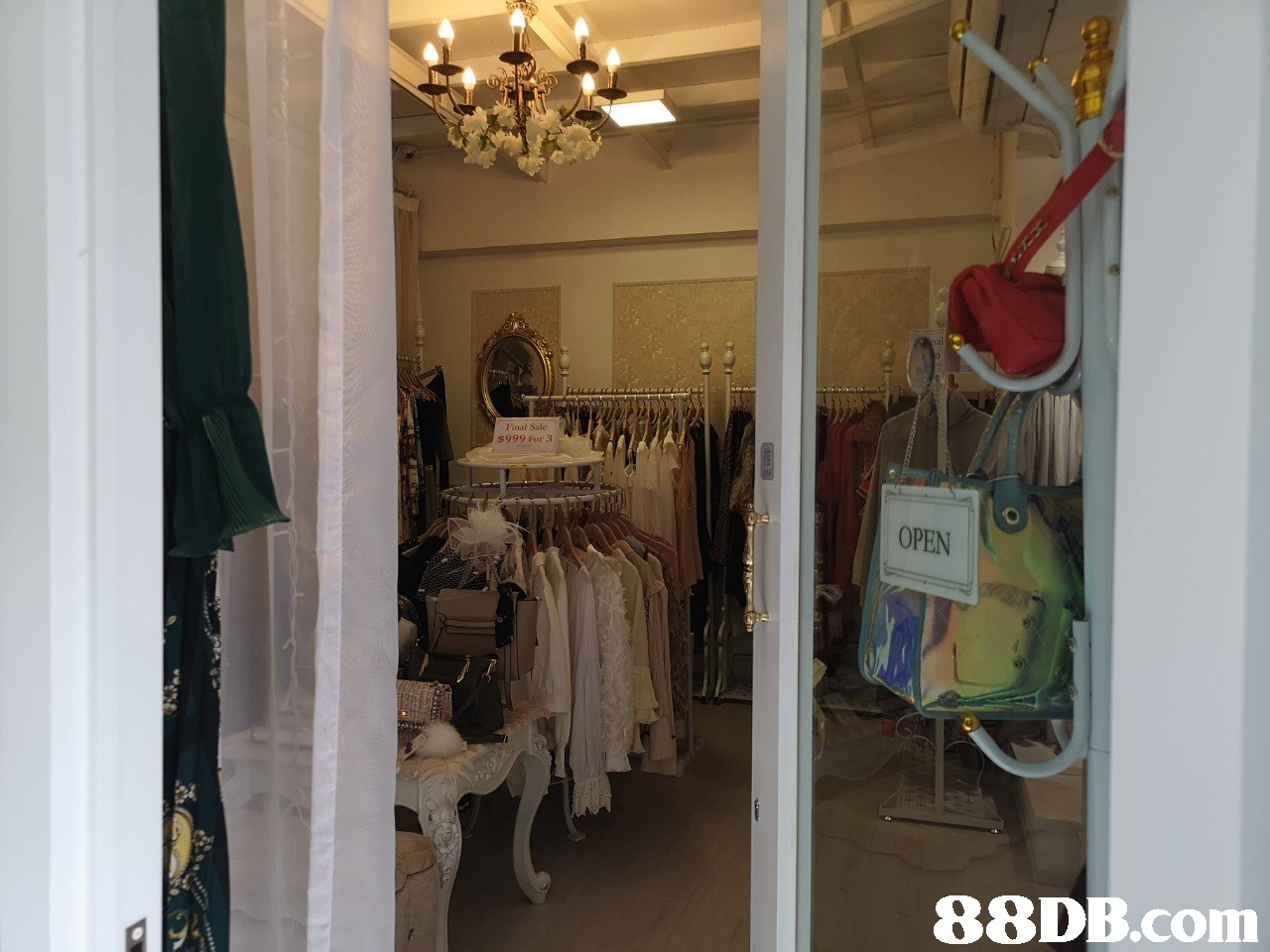 Final Sale $999 For 3 OPEN   Room,Building