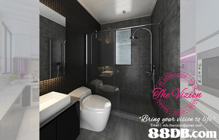 Bring your vision to te Email / info.thevizion@gmail.conm   Bathroom,Property,Room,Interior design,Floor