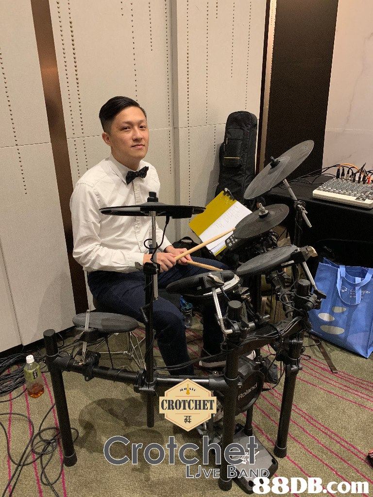 Gi CROTCHET 8DB.com  Electronic instrument,Musician