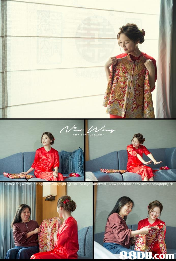 SOMM PHOTOGRAPHY es tog 8DB.com  Photograph,Red,Textile,Formal wear,Room