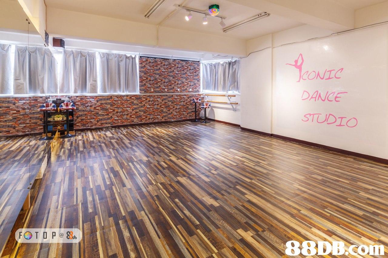 CONTO DANCE STUDIC  Floor,Flooring,Property,Laminate flooring,Lobby