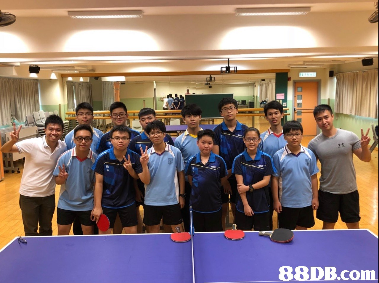 Ping pong,Team,Racquet sport,Youth,Competition event