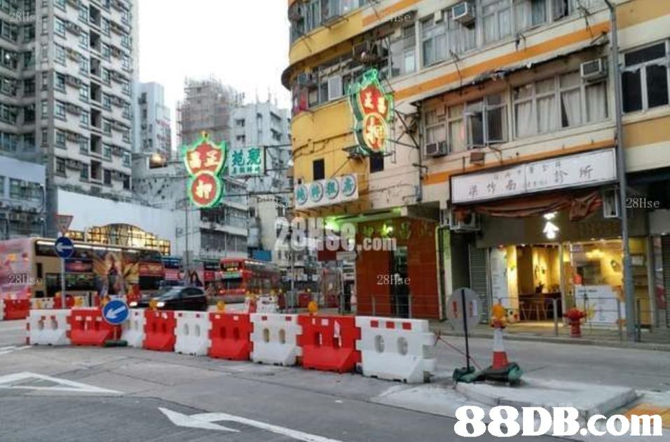 8Hse 28   Town,Neighbourhood,Street,Downtown,Building