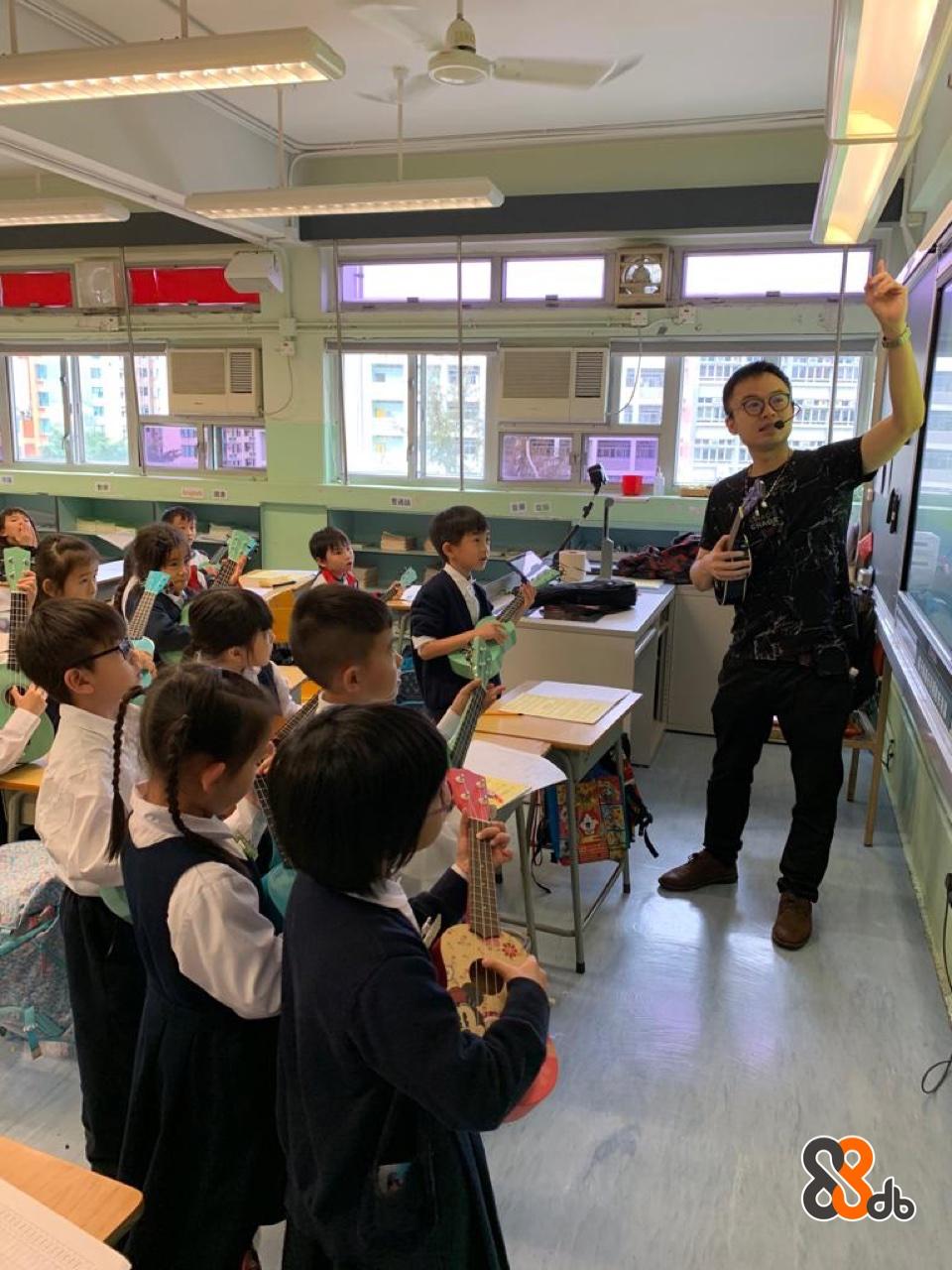 Classroom,Room,Event,Organism,School
