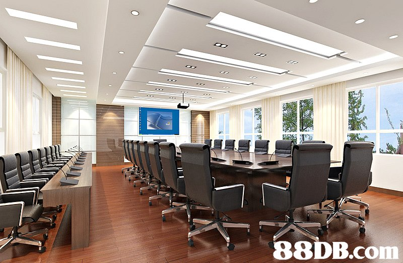Building,Ceiling,Room,Interior design,Conference hall