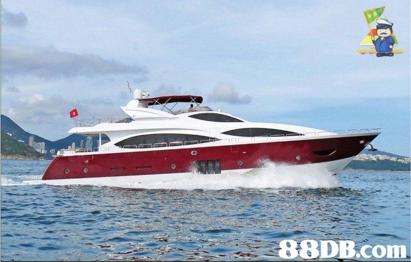 Vehicle,Water transportation,Yacht,Speedboat,Luxury yacht