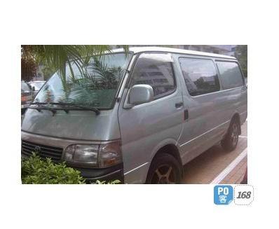 PO 客 168  Land vehicle,Vehicle,Car,Van,Minivan