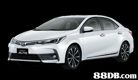 ALTIS   Land vehicle,Vehicle,Car,Mid-size car,Automotive design