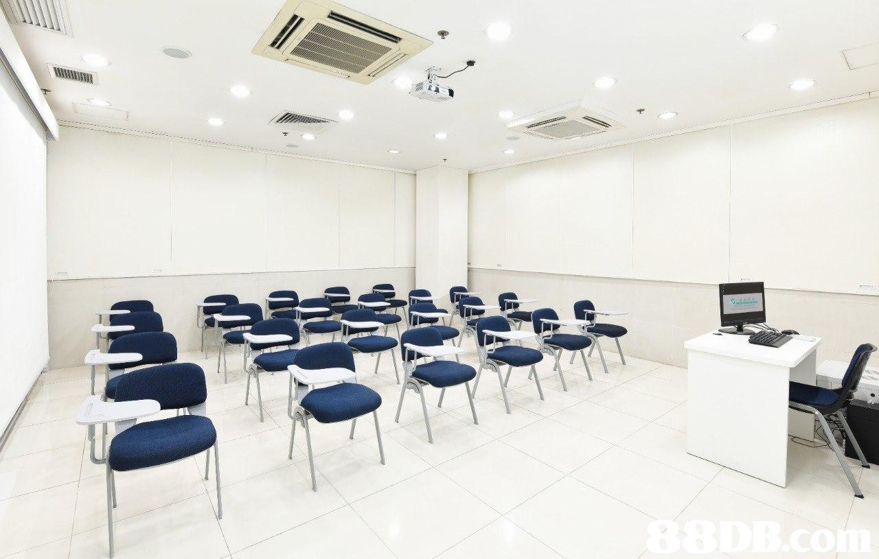 Room,Building,Classroom,Interior design,Conference hall