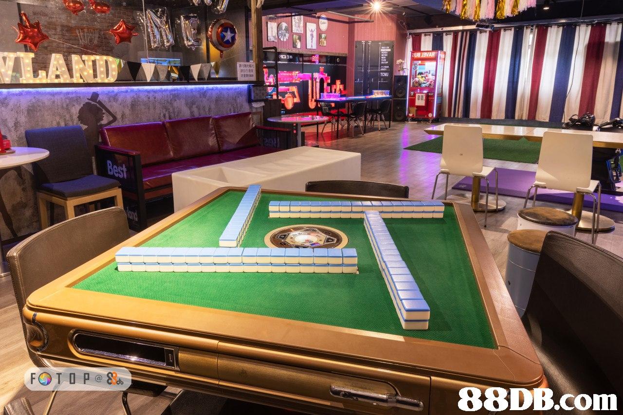 l: 請自行就 TCNU est   Recreation room,Room,Games,Table,Furniture