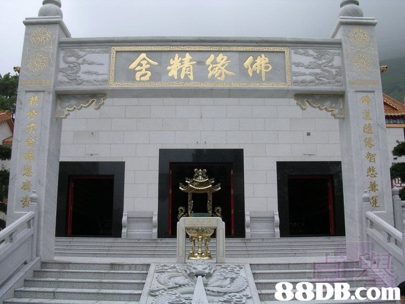 含精缘佛   Building,Place of worship,Temple,Shrine,Architecture